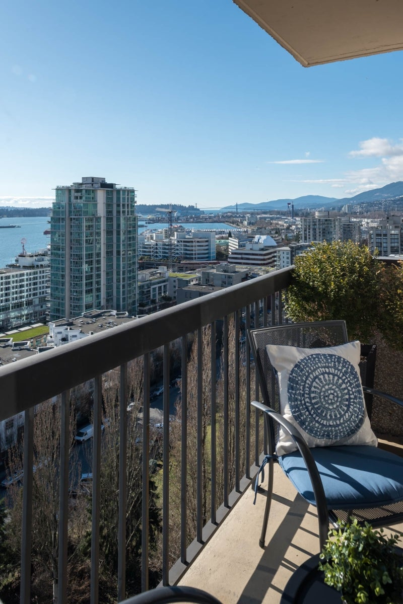 1601 145 ST GEORGES AVENUE - Lower Lonsdale Apartment/Condo for sale, 1 Bedroom (R2244405) #21