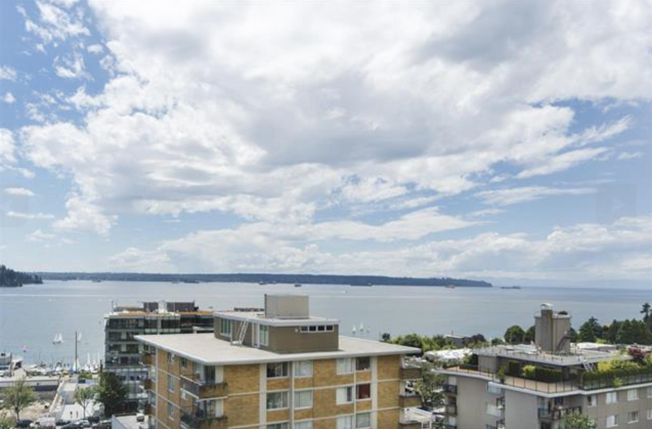 #1001-1341 Clyde Avenue - Ambleside Apartment/Condo for sale, 2 Bedrooms (R2300795) #1