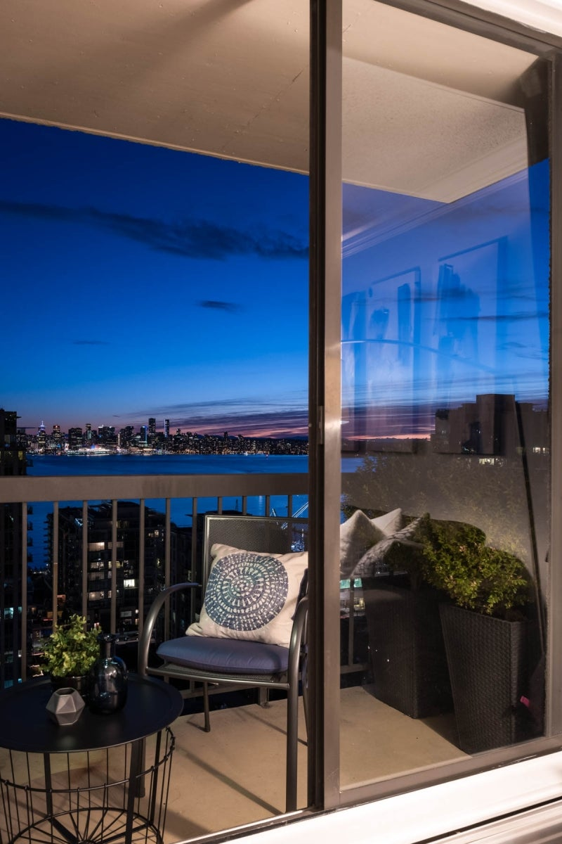 1601 145 ST GEORGES AVENUE - Lower Lonsdale Apartment/Condo for sale, 1 Bedroom (R2244405) #39
