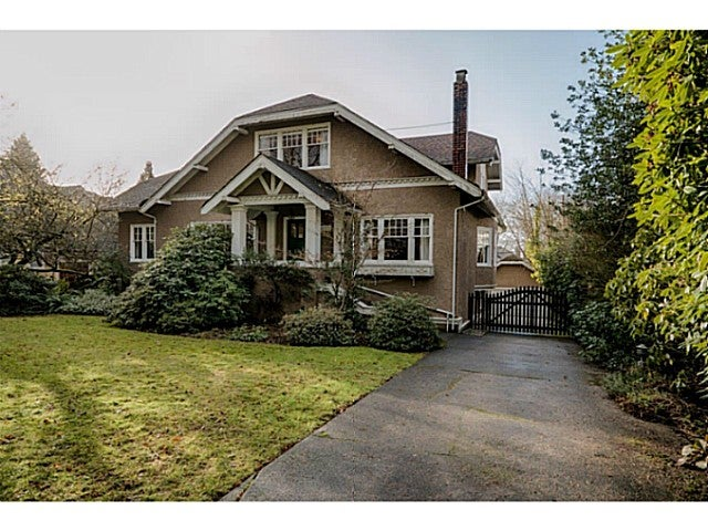 4537 MARGUERITE ST - Shaughnessy House/Single Family for sale, 6 Bedrooms (V1102231) #1