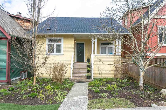 865 E 31 AVENUE - Fraser VE House/Single Family for sale, 2 Bedrooms (R2150114) #1