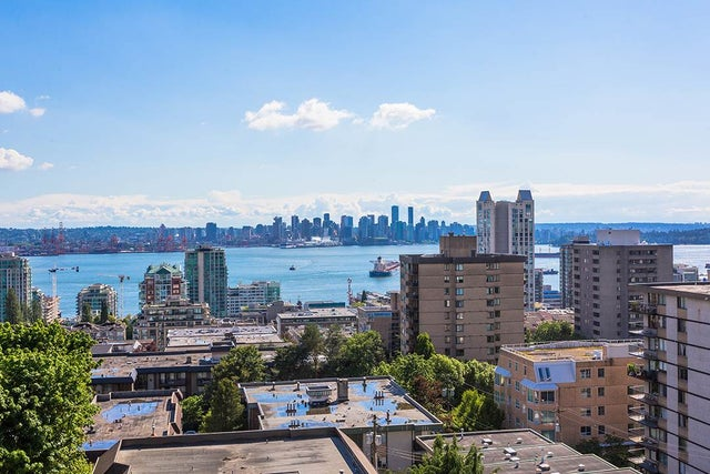702 123 E KEITH ROAD - Lower Lonsdale Apartment/Condo for sale, 2 Bedrooms (R2176762) #1