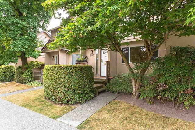 203 E KEITH ROAD - Lower Lonsdale Townhouse for sale, 2 Bedrooms (R2195141) #19