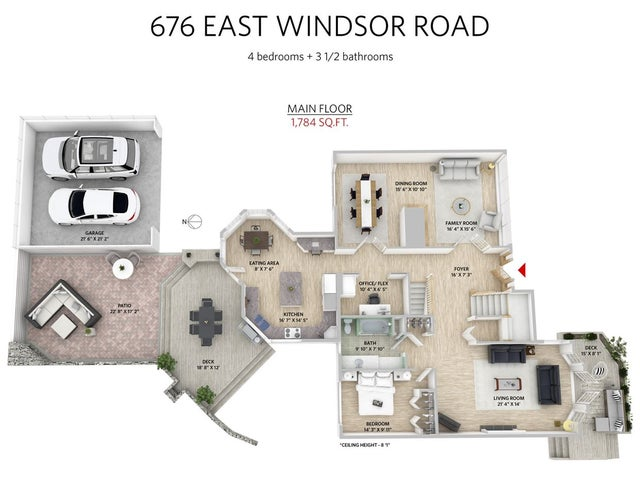 676 E WINDSOR ROAD - Upper Lonsdale House/Single Family for sale, 4 Bedrooms (R2276482) #19