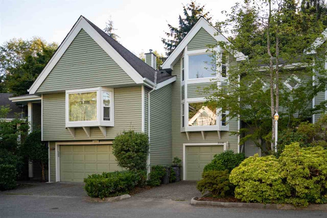 3339 FLAGSTAFF PLACE - Champlain Heights Townhouse for sale, 3 Bedrooms (R2303015) #1